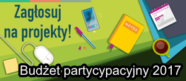 Budżet partycypacyjny 2017